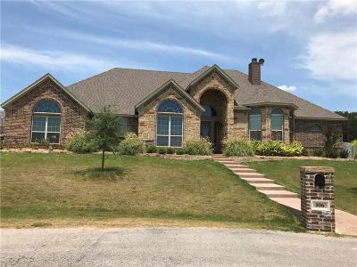 Hudson Oaks Single Family Home For Sale: 106 Joe Dan Court