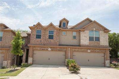 Garland Townhouse For Sale: 304 Starleaf Trail