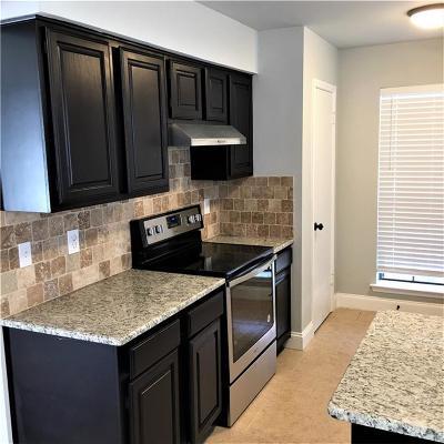 Carrollton Single Family Home Active Contingent: 2722 Oak Trail