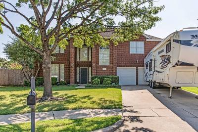 Flower Mound Single Family Home For Sale: 4828 Lansdale Drive