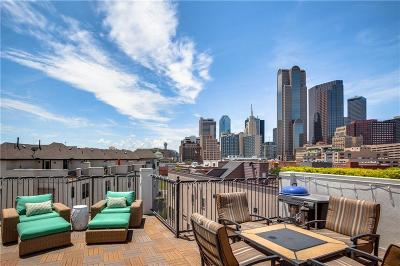 Dallas Townhouse For Sale: 2117 Diversey Street