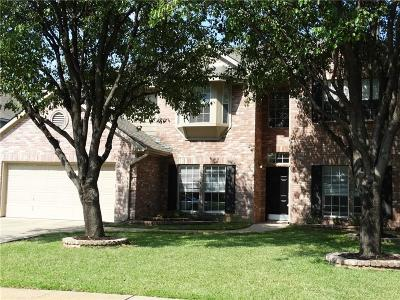 Flower Mound Single Family Home For Sale: 2109 Bentley Drive
