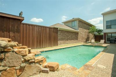 Carrollton Single Family Home For Sale: 1209 Golden Gate Drive
