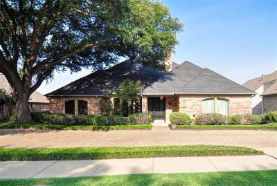 Single Family Home Active Option Contract: 2819 Cambridgeshire Drive