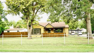Haltom City Single Family Home For Sale: 3009 Field Street