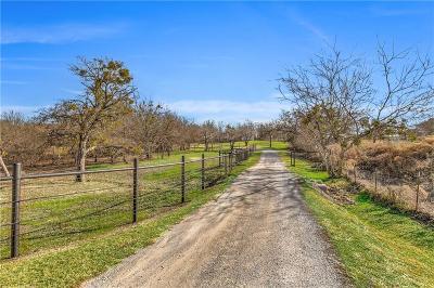 Granbury Single Family Home For Sale: 5005 Little Road