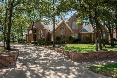 Keller Single Family Home For Sale: 1039 Bradford Court