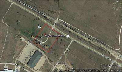 Cresson Commercial For Sale: 700 N Cresson Highway
