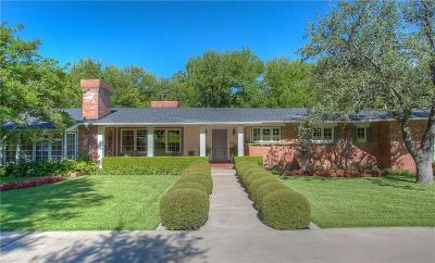 Single Family Home For Sale: 3866 S Hills Circle