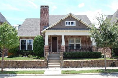Carrollton Single Family Home For Sale: 2228 Shakespeare Street