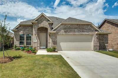 Melissa Single Family Home For Sale: 2313 Independence Drive