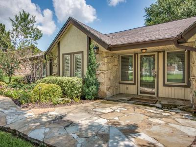Southlake Single Family Home Active Option Contract: 407 N Pearson Lane