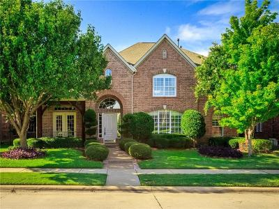 Allen Single Family Home For Sale: 421 Deer Brooke Drive