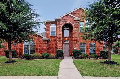 Rockwall, Fate, Heath, Mclendon Chisholm Single Family Home Active Option Contract: 1233 Blue Brook Drive