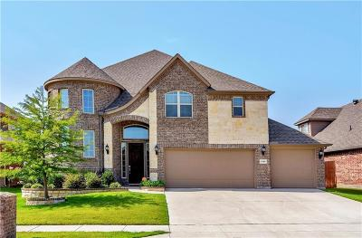 Single Family Home For Sale: 11609 Mesa Crossing Drive