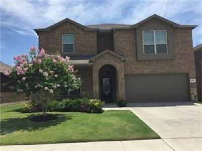 Prosper Single Family Home For Sale: 5701 Colchester Drive