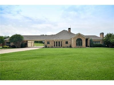 Celina Single Family Home For Sale: 3155 Preston Hills Circle