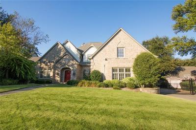 Mansfield Single Family Home For Sale: 1008 Amanda Drive