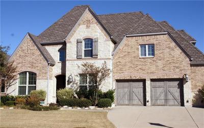 McKinney Single Family Home For Sale: 5709 Heron Bay Lane