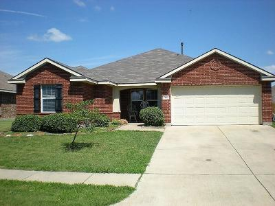Forney Single Family Home For Sale: 1433 Vista Ridge Drive