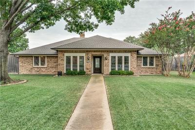 Carrollton Single Family Home Active Option Contract: 2320 Dundee Place
