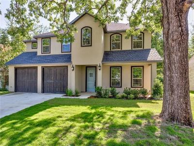 Fort Worth Single Family Home For Sale: 732 Edgefield Road