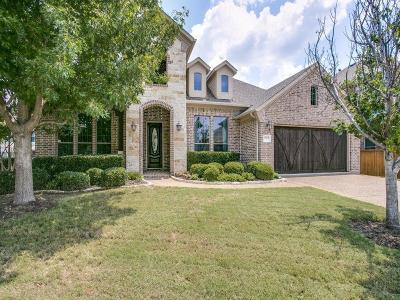 Colleyville Single Family Home For Sale: 6005 Volterra Court