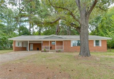 Athens Single Family Home For Sale: 8113 State Highway 19 S