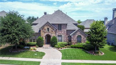 Allen Single Family Home Active Contingent: 1208 Rio Grande Court
