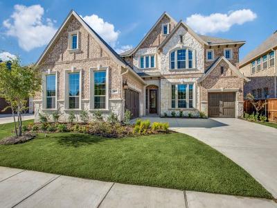 Frisco Single Family Home For Sale: 7435 Peace Maker