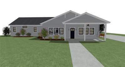 Azle Single Family Home For Sale: 7232 Courtney Drive