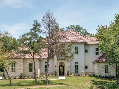 Southlake Single Family Home For Sale: 1710 Maranatha Way