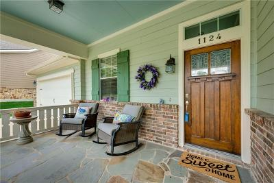 Allen Single Family Home Active Option Contract: 1124 Amy Drive