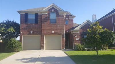 Grand Prairie Single Family Home For Sale: 343 Gotland Drive