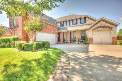 Single Family Home Active Option Contract: 4101 Justin Drive
