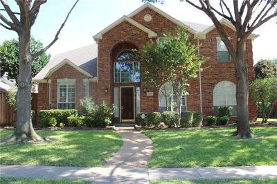 Plano Single Family Home For Sale: 4668 Old Pond Drive
