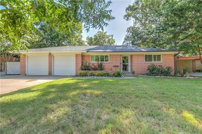 Stephenville Single Family Home For Sale: 1303 N Cleveland Avenue