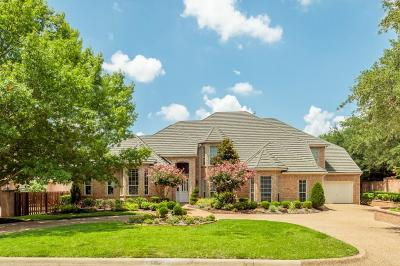 Southlake Single Family Home Active Option Contract: 807 Potomac Place