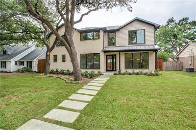 Richardson Single Family Home For Sale: 327 Crestover Drive