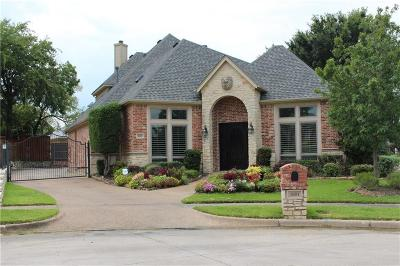 Colleyville Single Family Home For Sale: 1001 Edgewater Court