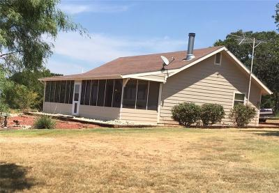 Comanche County Single Family Home For Sale: County Road 413