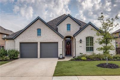 Prosper Single Family Home For Sale: 4630 Desert Willow Drive