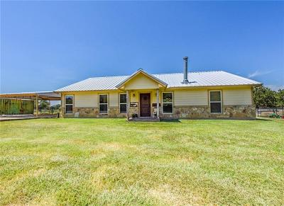 Erath County Single Family Home For Sale: 4989 County Road 456