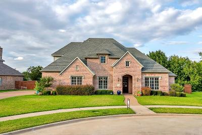 Coppell Single Family Home For Sale: 132 Trinity Court