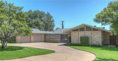 Fort Worth Single Family Home For Sale: 3805 Summercrest Drive