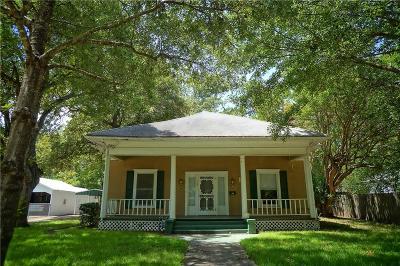 Terrell Single Family Home For Sale: 105 Howard Street