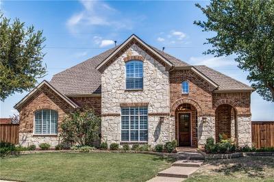 Prosper Single Family Home For Sale: 351 Willow Run
