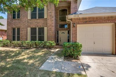 Flower Mound Single Family Home For Sale: 2916 Trailwood Lane