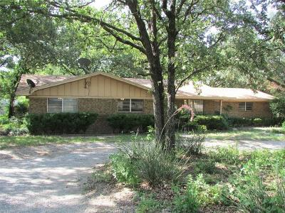 Stephenville Single Family Home Active Contingent: 151 County Road 560