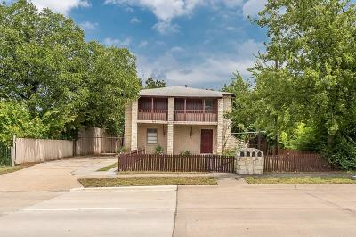Dallas Multi Family Home For Sale: 908 N Zang Boulevard
